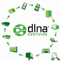 Digital Living Network Alliance (DLNA®)